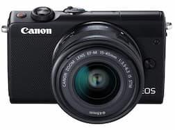 Recensioni sulla fotocamera Canon EOS M100