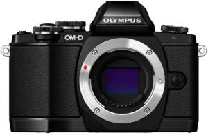 Olympus M10 Mark III Design e facilità d'uso analoghi alle fotocamere reflex