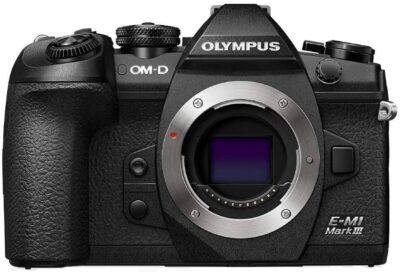 Olympus OMD E-M1 Marx III