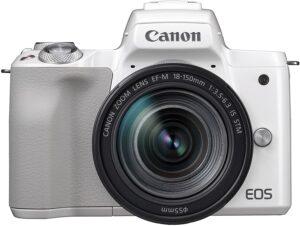 Canon EOS M50 tecnologie ispirate alle nuove storie di cui potrai essere orgoglioso