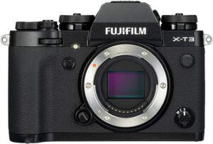 Fujifilm X-T3 Sensore APS-C X-Trans CMOS 4 (BSI) da 26 Mpixel + X-Processor 4