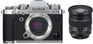 Fujifilm XT3 Risoluzione video: 4k dci 2160p Risoluzione del sensore ottico: 26.1