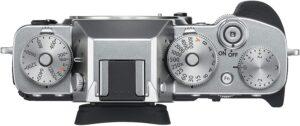 Fujifilm X-t3 Corpo macchina in lega di magnesio tropicalizzato