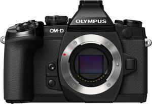 Olympus OMD E-M1 Mark II Corpo di dimensioni ottime e facilità d'uso