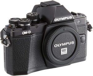 Olympus-M10 MarxII 4/3'' Sensore Live MOS, pixel effettivi 16,1 megapixel