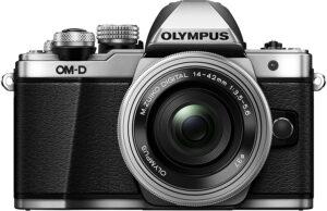 Olympus-M10 MarxII Stabilizzazione dell'immagine su 5 assi per foto prive di mossoly