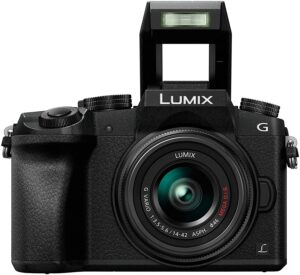 Panasonic Mirrorless G7 Live MOS