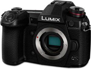 """Panasonic Lumix Mirrorles G9 Sensore Micro 4/3"""" da 20,3 MP"""