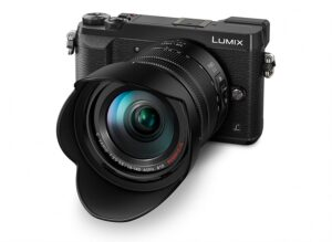 Kit DMC-GX80H/25mm / 50mm/Apertura F1.7/Unità 240 fps F/Supporto video HD