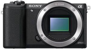 Sony Alpha a5100 mini fotocamera BRAVIA Sync (controllo per HDMI), connettore HDMI micro (tipo D), Immagini fisse 4K PB, PhotoTV HD