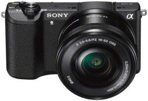 Sony Alpha a5100 mini fotocamera App da scaricare per fotocamera, funzionalità NFC One touch, Wi-Fi