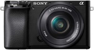 Sony Alpha a6100 Real Time Eye AF e Real Time Tracking per mantenere il tuo soggeto a fuoco in ogni situazione.