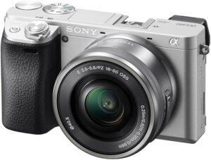 Sony Alpha a6300 - Una delle migliori fotocamere per i principianti