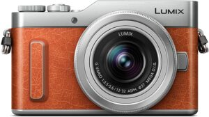 Panasonic Lumix GX880 Obiettivo Lumix 12-32mm incluso