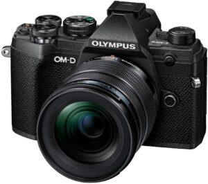 Olympus OMD E-M5 Mark III Innovativo sistema di rimozione della polvere tramite filtro silenzioso Super Sonic Wave