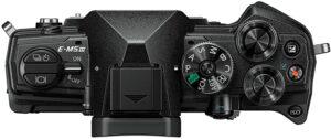 Olympus OMD E-M5 Mark III Eccellente qualità dell'immagine grazie allo stabilizzatore di immagine a 5 assi integrato