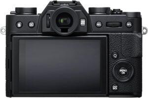 """Fujifilm mirrorless X-T20 Mirino Elettronico EVF 2,36MP real-time e Schermo LCD orientabile Touchscreen da 3"""" 1,04MP"""