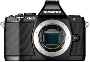 Olympus M5 sistema di messa a fuoco automatica più veloce del mondo AF veloce, più 3D di monitoraggio per il miglioramento delle prestazioni in movimento oggetto di monitoraggio