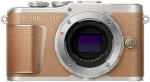 Olympus PEN PL9 Design senza tempo ed elegante in un corpo compatto e leggero