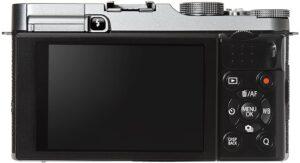 """Fujifilm X-A2 Connessione Wi-Fi Schermo LCD 3"""" ribaltabile a 175°"""