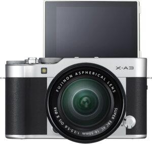Fujiflim XA3 Sensore CMOS APS-C da 24 megapixel Perfetta per i selfie