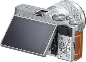 Fotocamera X-A3 Camel, obiettivo XC16-50mmF3.5-5.6 OIS II