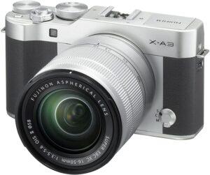Fujifilm XA2 Wireless per scatto remoto e trasferimento immagini su smartphone e tablet tramite app gratuita su iOS e Android