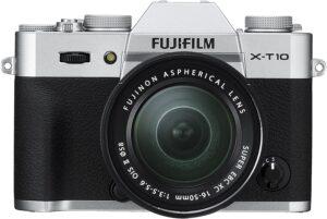 fujifilm X-T10 Mirrorles Trasferimento immagini Wi-Fi e scatto remoto Wi-Fi