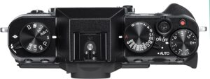 fujifilm X-T10 Mirrorles otturatore meccanico ed elettronico fino a 1/32000 sec