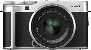 Fujifilm X-A7 Scatto a raffica 6 foto per secondo